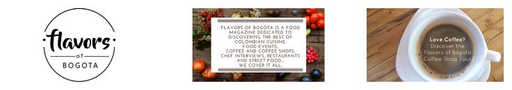 Flavors of Bogota