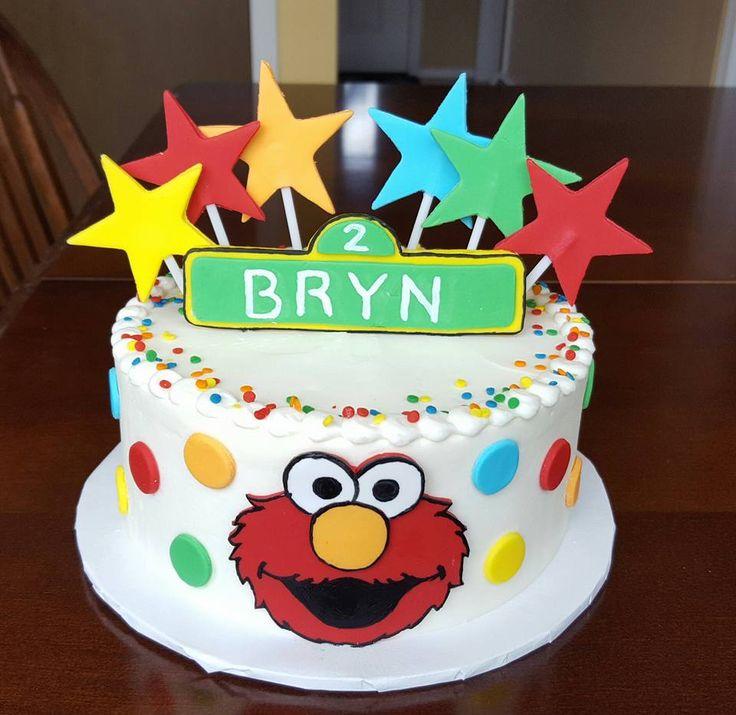 17 Best Ideas About Elmo Smash Cake On Pinterest