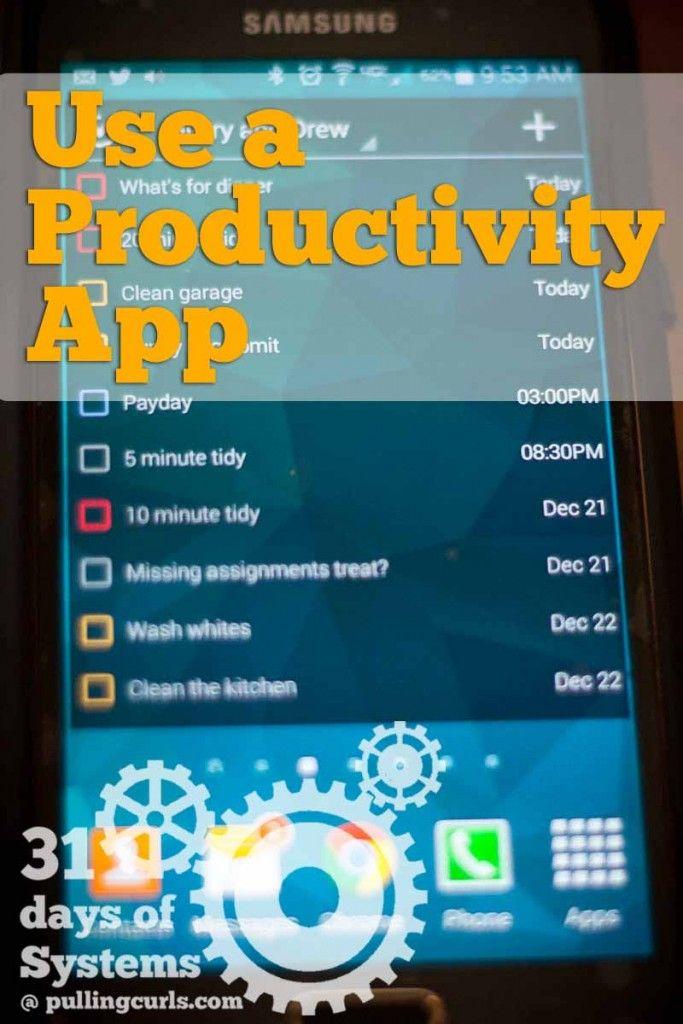 to do list app system diy ideas pinterest app productivity
