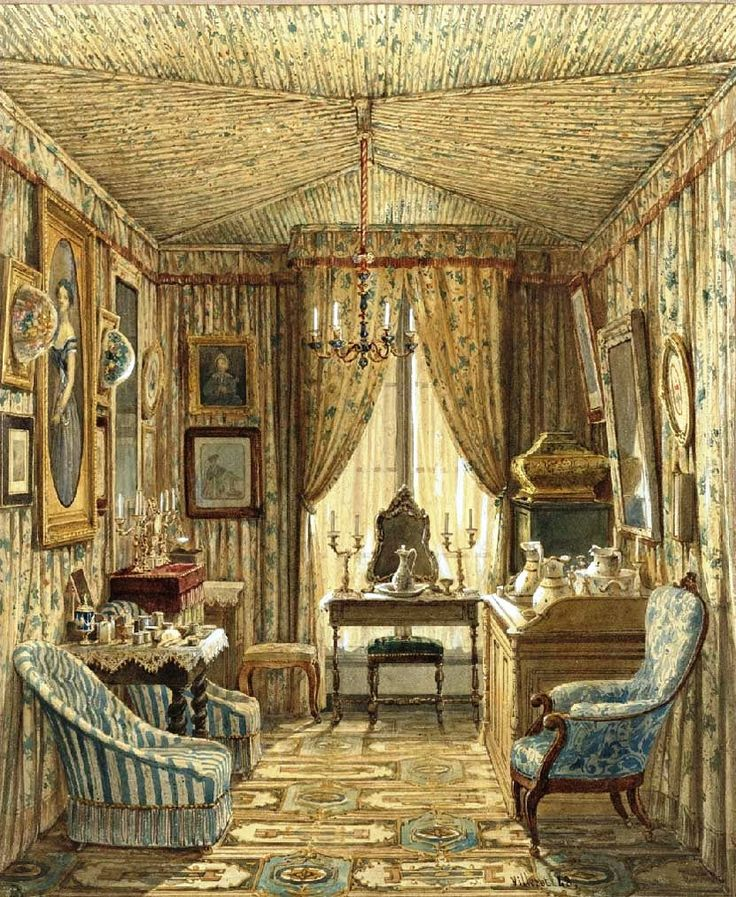18 best Regency style artwork images on Pinterest | Art interiors ...