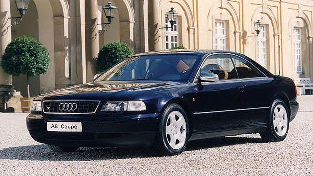 1997 Audi A8 Coupé Concept