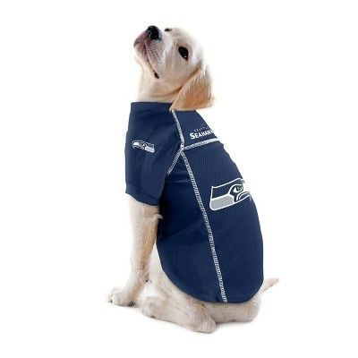 NFL Seattle Seahawks Pet Jersey - X Large
