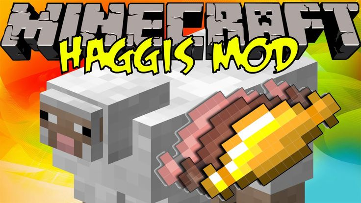 Haggis Mod for Minecraft 1.8/1.7.10 -  The definition of new dishes called Haggis may be quite strange to some people. However, you don't need to imagine as Haggis Mod truly brings it into Minecraft.  #Minecraft18Mods, #Minecraft181Mods, #MinecraftMods1710 -  #MinecraftMods