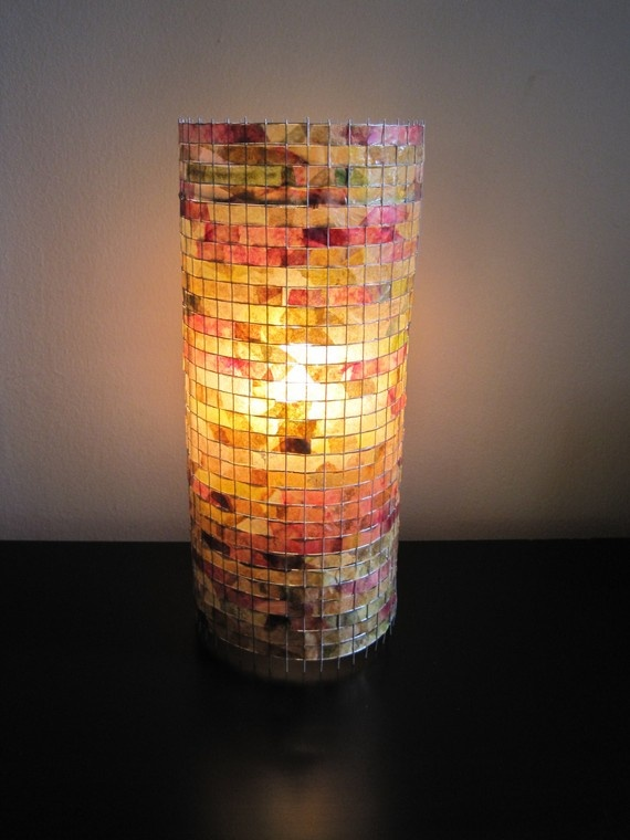 Coffee filters woven into a wire base to make a lampshade diy coffee filters woven into a wire base to make a lampshade diy greats pinterest field fence coffee filters and tutorials greentooth Choice Image