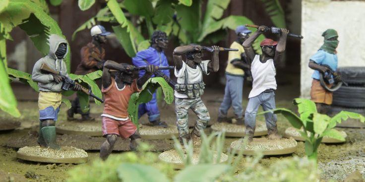 INSURGENTS AFRICA