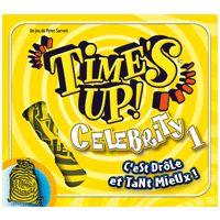 Asmodée - TUC1 - Jeu d'Ambiance - Time's Up! Celebrity 1 - Jaune: Amazon.fr: Jeux et Jouets