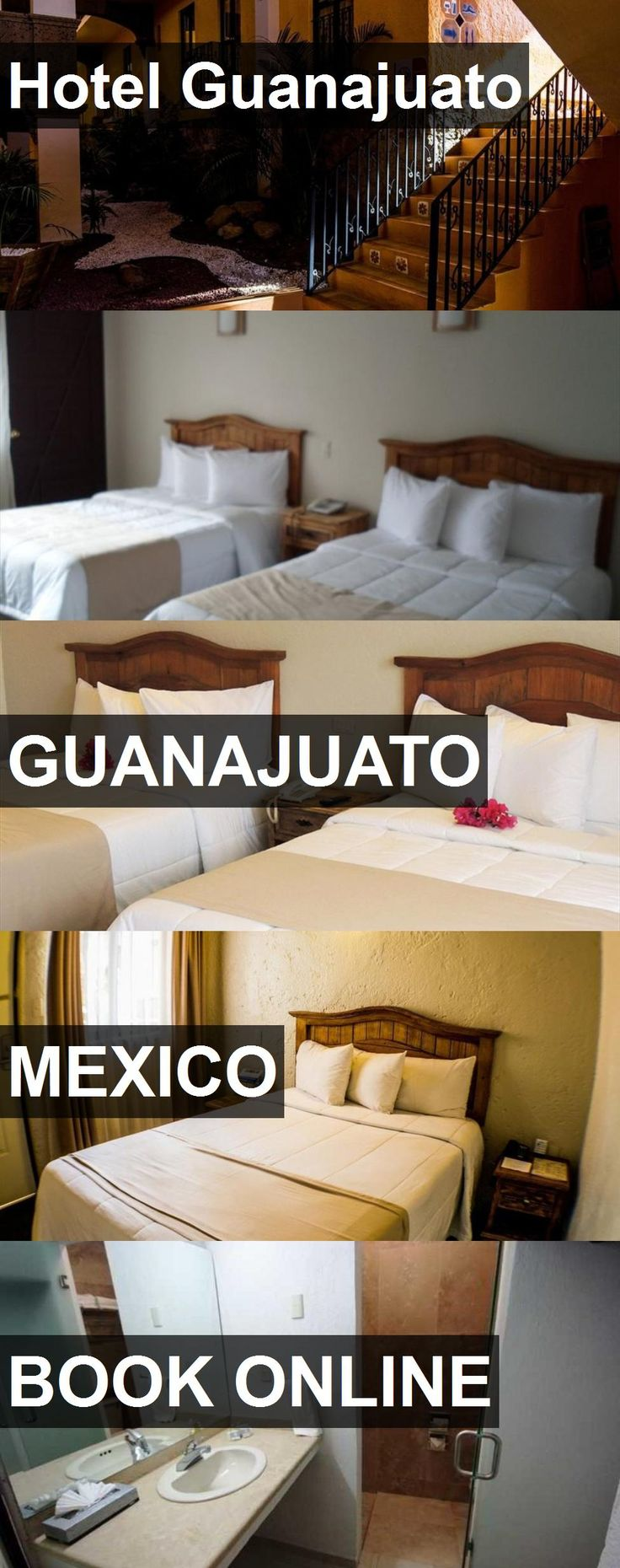 Hotel Guanajuato in Guanajuato, Mexico. For more information, photos, reviews and best prices please follow the link. #Mexico #Guanajuato #travel #vacation #hotel