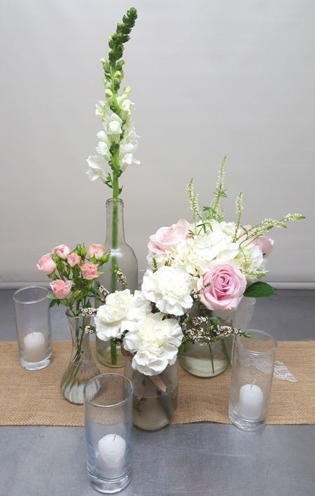 Best horse shoe centerpieces images on pinterest