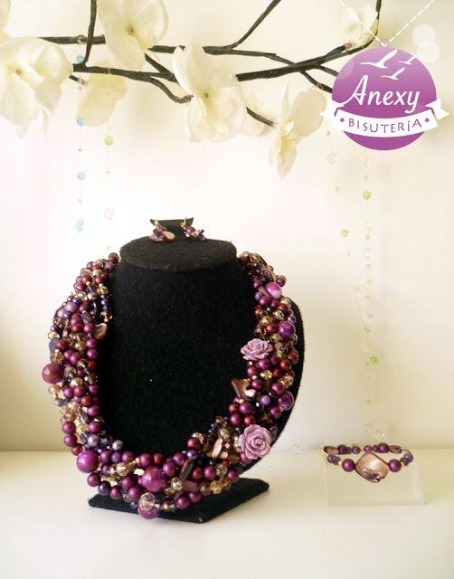 Naturaleza Sensual / Significado del color Violeta - Bisutería y Accesorios Anexy
