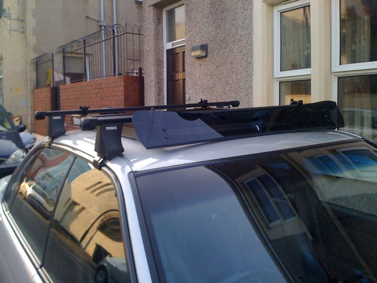 Make Roof Rack Amp Front View
