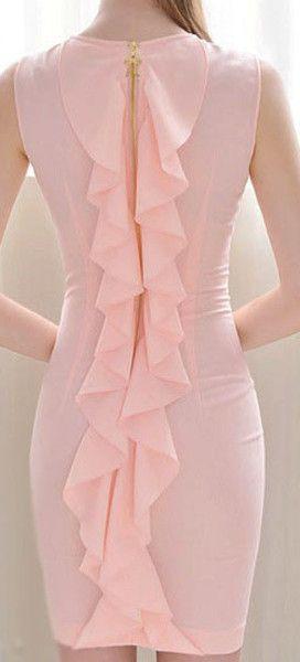 Pastel Pink Dress on Chiq http://www.chiq.com/pastel-pink-dress
