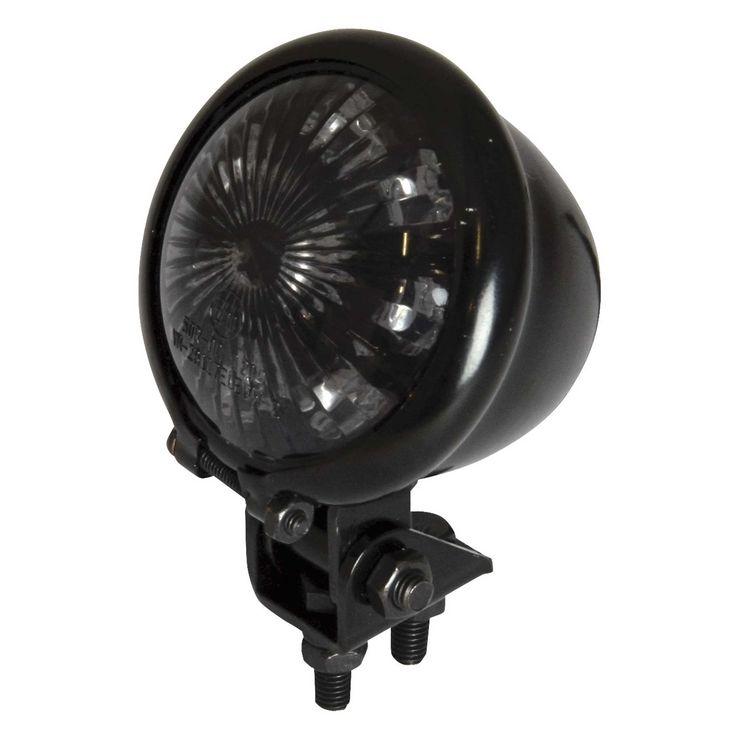 Bike-It Black Eye LED Rear Light
