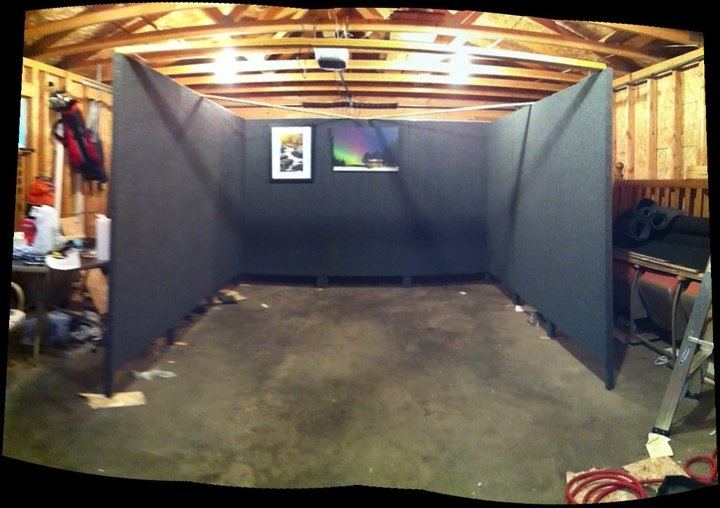 DIY Panel System (SemiPro Panels) Art Fair Insiders