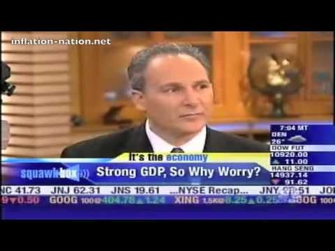 Peter Schiff Flash Back November 28th 2005 - Gold, Inflation, Interest R...
