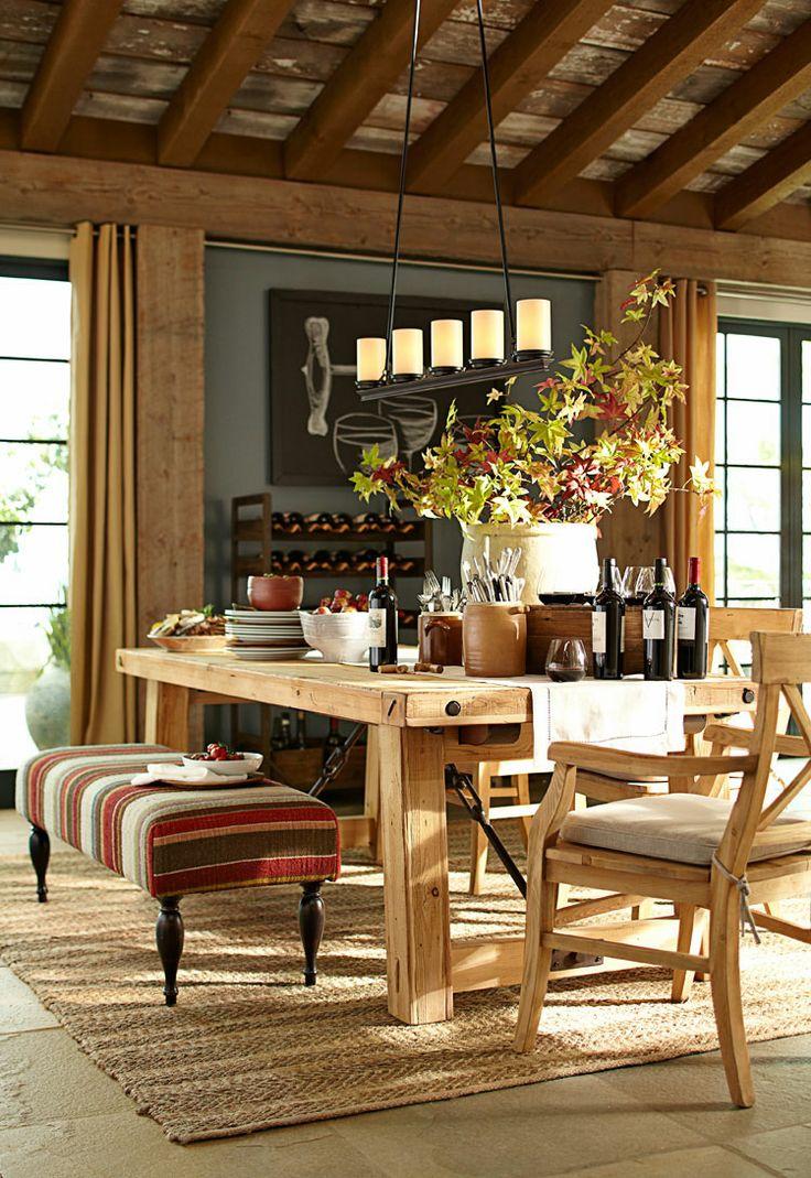 Pottery barn rustic dining room - Pottery Barn Rustic Dining Roomsdining