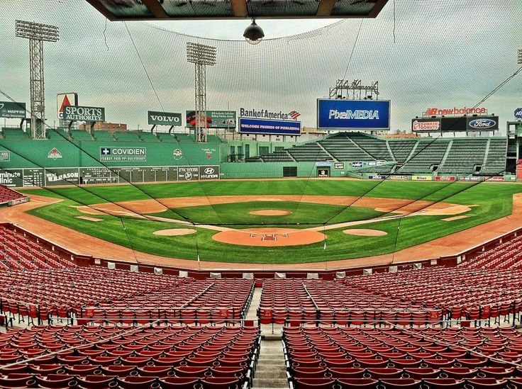 FenwayPark Boston HomePlate Redsox Fenwayticketking