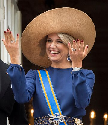 ♥•✿•QueenMaxima•✿•♥...Royal Family Around the World: King Willem Alexander and Queen Maxima Of The…