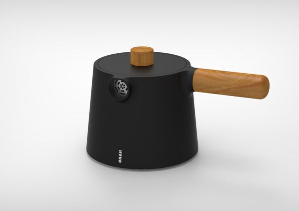 Nithin Antony: CHAII - Kettle Design #Design #Food #Industrial #Products  http://deface365.blogspot.gr/2014/02/nithin-antony.html#.UwYRlVR53g8