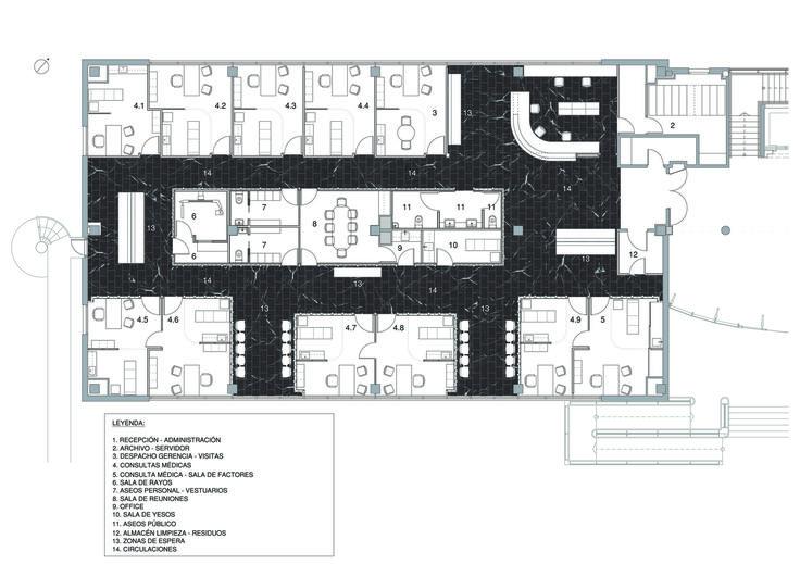 Galería de Consultorio Médico SENDAGRUP / PAUZARQ arquitectos - 21