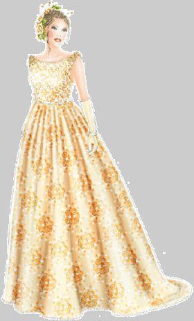 preview - #5212 Wedding dress