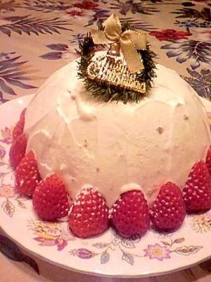たまには手作りだっていいでしょ♡Xmasに作りたい見た目重視の可愛すぎるケーキ15選|MERY [メリー]