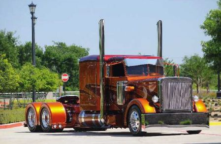 CUSTOM 1986 Peterbilt 359 for sale at EquipmentReady.Com