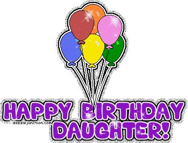 Happy Birthday Daughter for Facebook | Happy Birthday Daughter Comments, Images, Graphics, Pictures for ...
