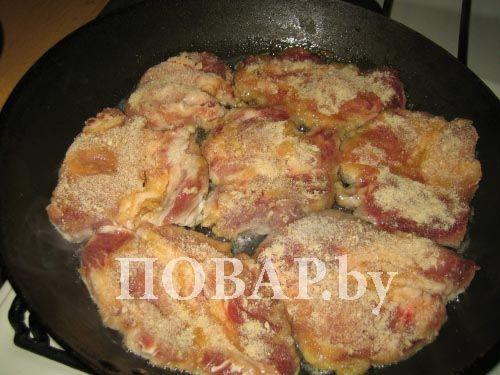 Рецепты вторых блюд из свинины и говядины