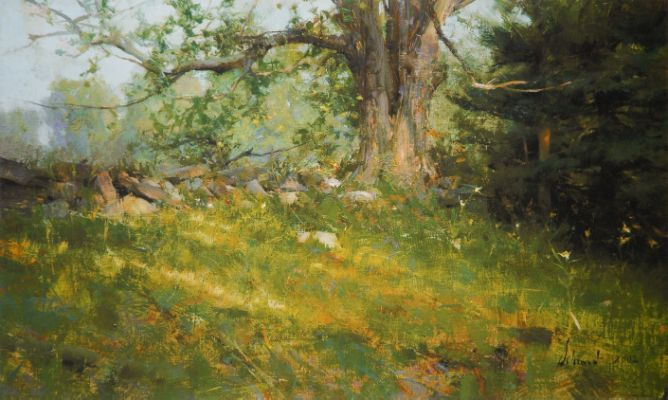 Richard Schmid | Inspiring Paintings