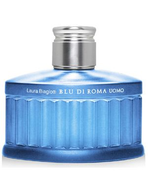 Blu di Roma Uomo Laura Biagiotti cologne - a new fragrance for men 2014
