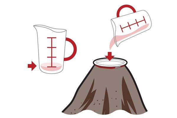 How to Make a Homemade Volcano for Your Science Project