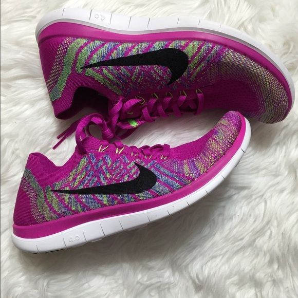 Nike Free 4.0 Flyknit BRAND NEW- original box no lid   NO TRADES/PAYPAL/MERCARI NO LOWBALLING ✅NEXT DAY SHIPPING ✅ OFFERS THROUGH OFFER BUTTON ✅BUNDLES ACCEPTED Nike Shoes Athletic Shoes