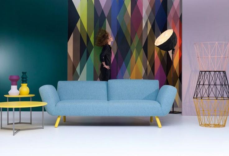 Pode | By Leolux | D'rop  #Blue #Color #Modern #kokwooncenter #201605