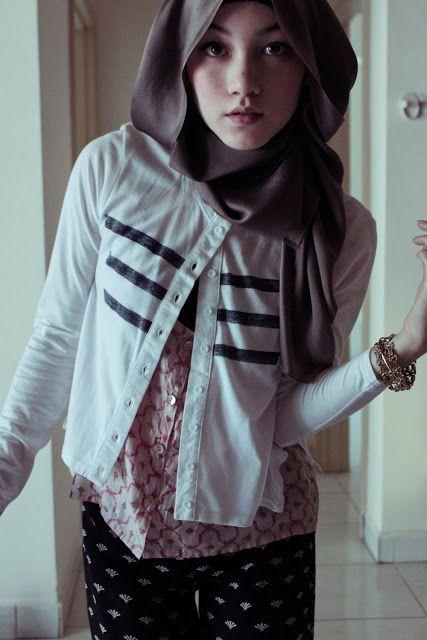 Hana Tajima on White Jacket