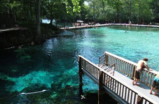 suwannee florida | Fanning Springs on the Suwannee River ...