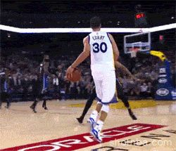 Stephen Curry Shooting Jump Shot(19)