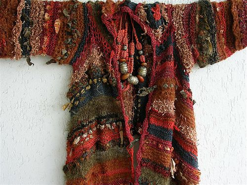 Scrap Jacket | perfect for all those lovely single and half skeins