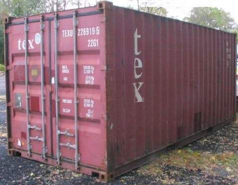 STEEL STORAGE CONTAINER FOR RENT OR SALE!!!