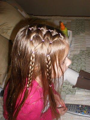 Girls hair ideas