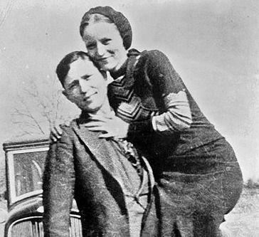 bonny und clyde - march 1933