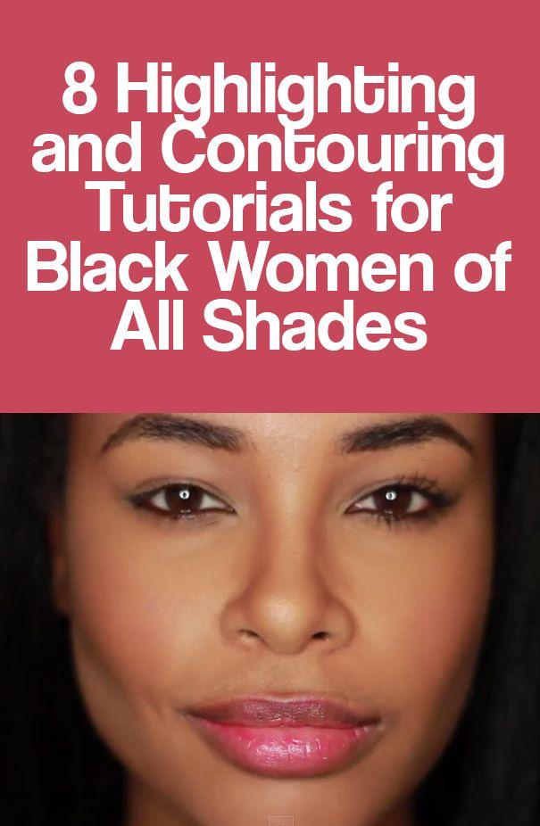 Best 25 Makeup Black Women Ideas On Pinterest  Dark Skin -8595