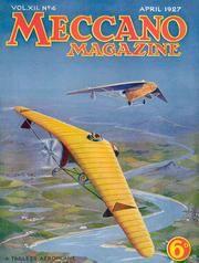 Revista vintage- April 1927  VOL XII- No 4