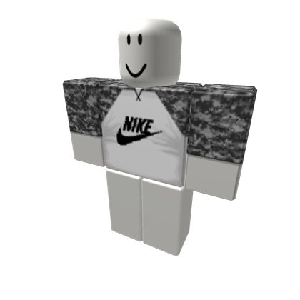 Customize your avatar with the 💪 BESTSELLING 💖 Nike Camo Tee🔝 FAVORITE=CHEAPER and millions of other items. Mix & match this shirt with other items to create an avatar that is unique to you!