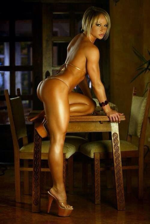Sexy Fitness Models Nude