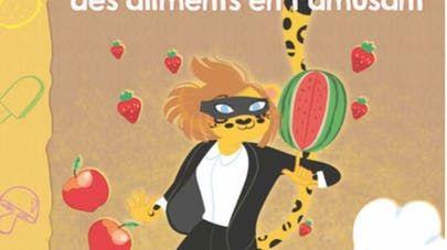 La Panda Agency, un cahier d'activités pour apprendre à bien manger.