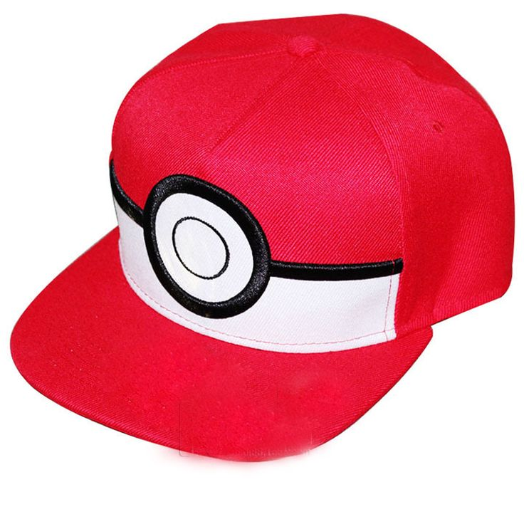 Baseball Caps Pokemon Go Ash Ketchum Trainer Cap //Price: $11.00 & FREE Shipping //     #follow