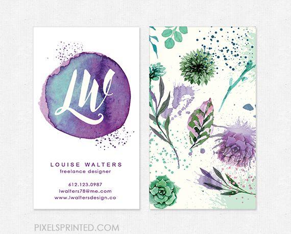13 Best Interior Designer Decorator Business Cards Images On