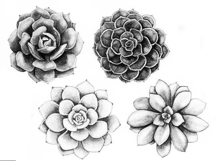 Flowers & flower tattoos