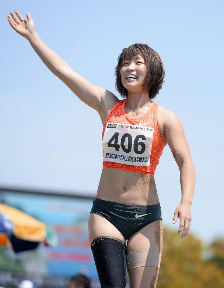 山本、走り幅跳びで世界新 日本パラ陸上最終日 - 産経フォト #中西麻耶 #陸上