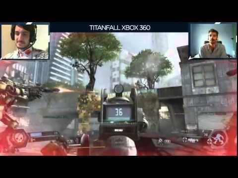 Titanfall - Xbox 360 | Titanfall Xbox 360 - Everyeye Live Gameplay ITA |...